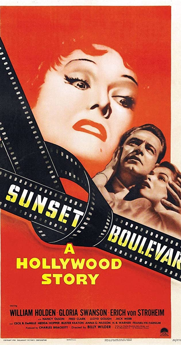 Subtitle of Sunset Boulevard
