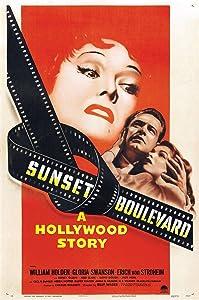 Sunset Blvd. John Huston