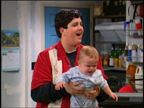 Drake y Josh 1×04 – Dos idiotas y un bebé
