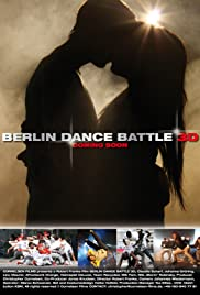 Berlin Dance Battle 3D Poster