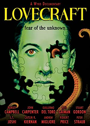 Where to stream Lovecraft: Fear of the Unknown