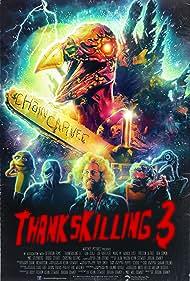 Daniel Usaj, Joe Hartzler, Benjamin Siemon, and Preston Altree in ThanksKilling 3 (2012)