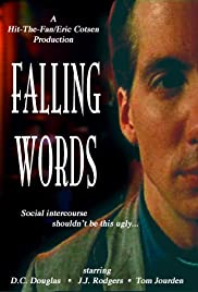 Falling Words Poster