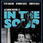 Steve Buscemi, Jennifer Beals, and Seymour Cassel in In the Soup (1992)
