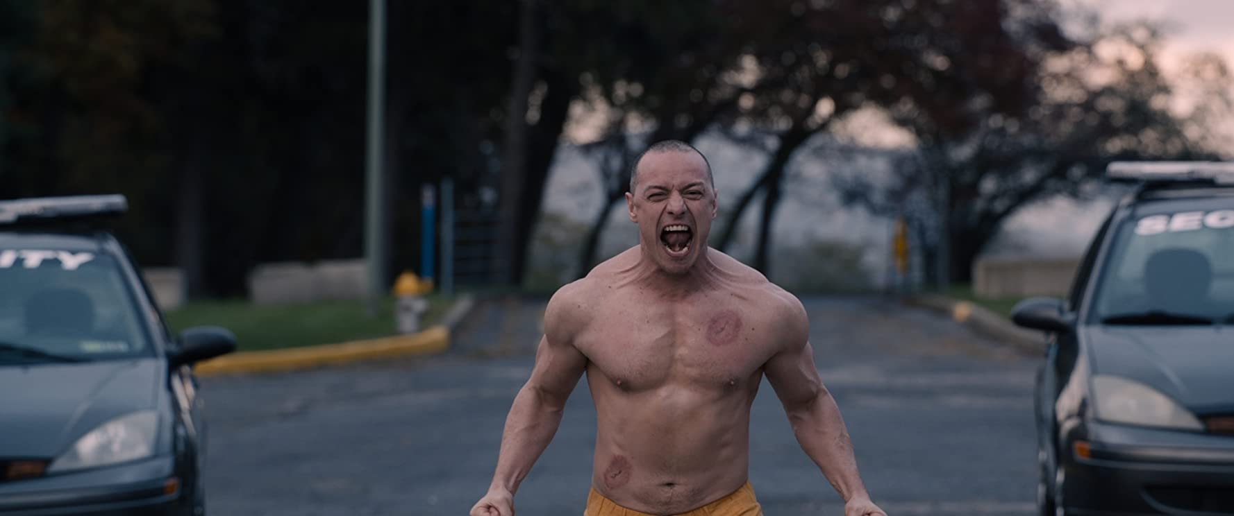 James McAvoy in Glass (2019)