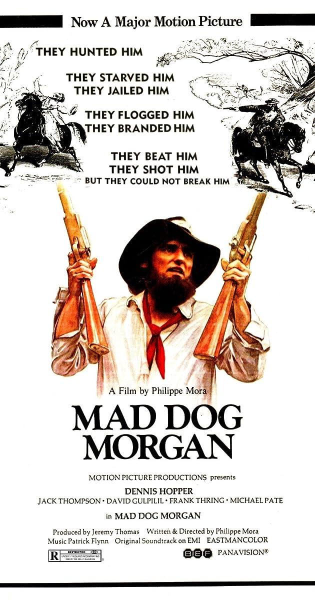 Subtitle of Mad Dog Morgan