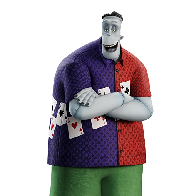 Kevin James in Hotel Transylvania 3: Summer Vacation (2018)