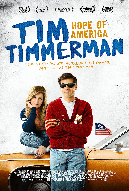 Тим Тиммерман — надежда Америки
