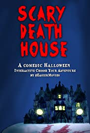 Scary Death House: Choose Your Adventure Poster