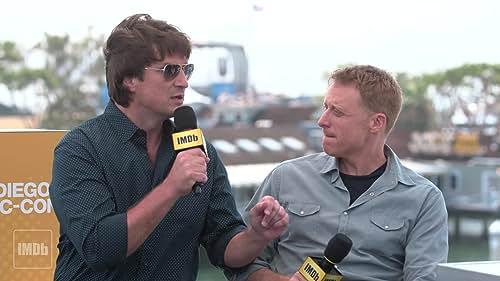 "IMDb Live Show, Part 1: Nathan Fillion and Alan Tudyk of ""Con Man"""