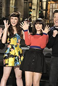 Primary photo for Zooey Deschanel/Karmin