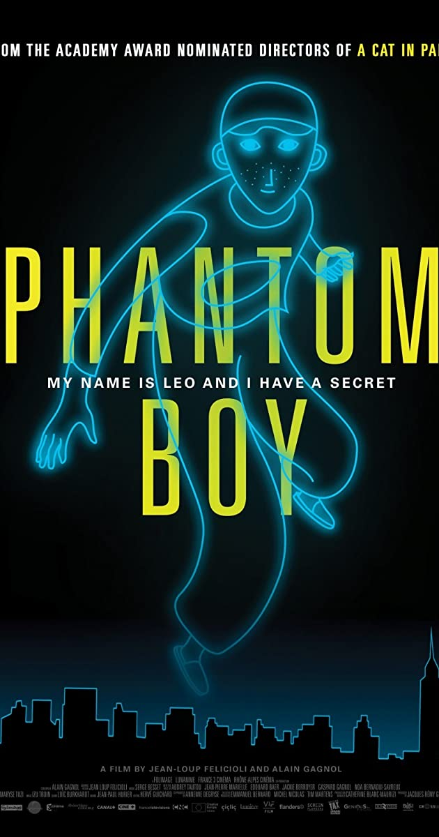 Subtitle of Phantom Boy