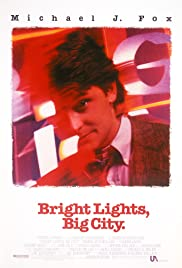 Bright Lights, Big City Poster