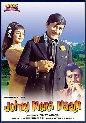 K.A. Narayan (screenplay) Johny Mera Naam Movie