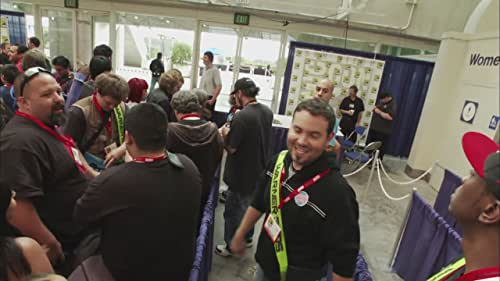 A behind-the-scenes look at the fans who gather by the thousands each year in San Diego, California to attend Comic-Con, the world's largest comic book convention.
