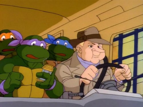 Raphael Drives 'em Wild