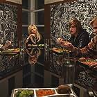 Matthew Modine, Kristin Chenoweth, Joey King, Eddie Hassell, and Robbie Tucker in Family Weekend (2013)