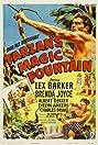 Tarzan's Magic Fountain (1949) Poster