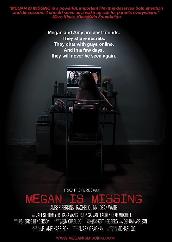 Amber Perkins and Rachel Quinn in Megan Is Missing (2011)