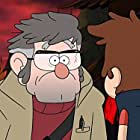 Jason Ritter and J.K. Simmons in Gravity Falls (2012)