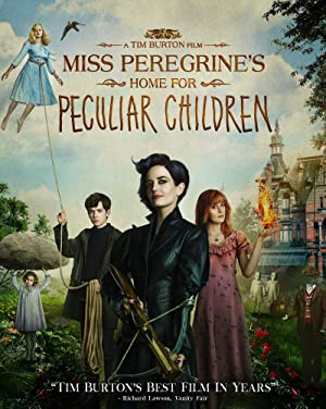 Movie Miss Peregrine's Home for Peculiar Children (2016)