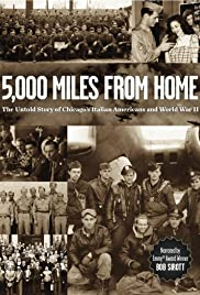 5,000 Miles from Home Poster
