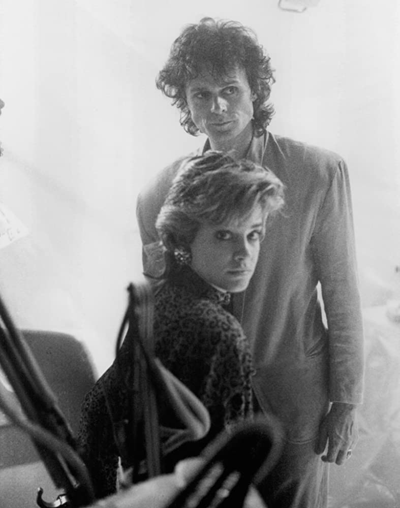 Michael Des Barres e Catherine Mary Stewart