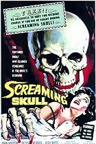 The Screaming Skull (1958) Poster