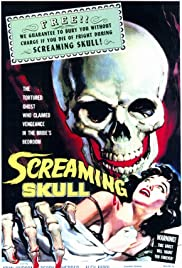 The Screaming Skull (1958) 720p