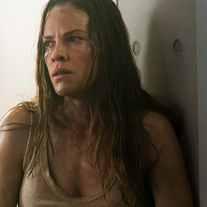Hilary Swank in I Am Mother (2019)