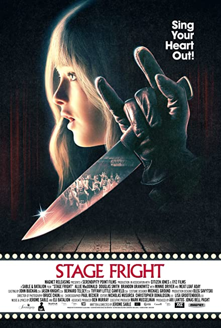 Film: Stage Fright - Sahne Korkusu 2014