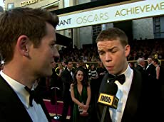 Young 'Revenant' Actors on Working With Oscar Winner Leonardo DiCaprio