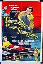 Thunder Over Tangier Poster