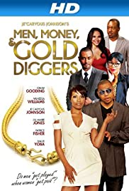 Men, Money & Gold Diggers Poster