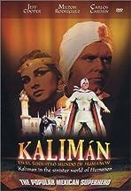 Kalimán, el hombre increíble