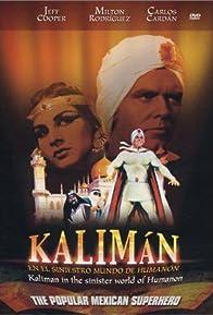 Primary photo for Kalimán, el hombre increíble