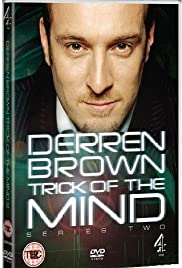 Derren Brown: Trick of the Mind Poster