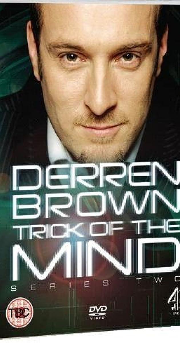 Derren Brown Trick Of The Mind Tv Series 2004 Imdb