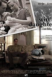 Witt's Daughter Poster