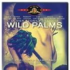 Kim Cattrall, Jim Belushi, Dana Delany, and Robert Loggia in Wild Palms (1993)