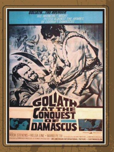 Golia alla conquista di Bagdad (1965)