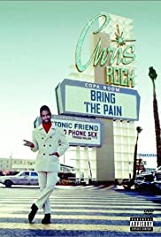 Chris Rock: Bring the Pain Poster