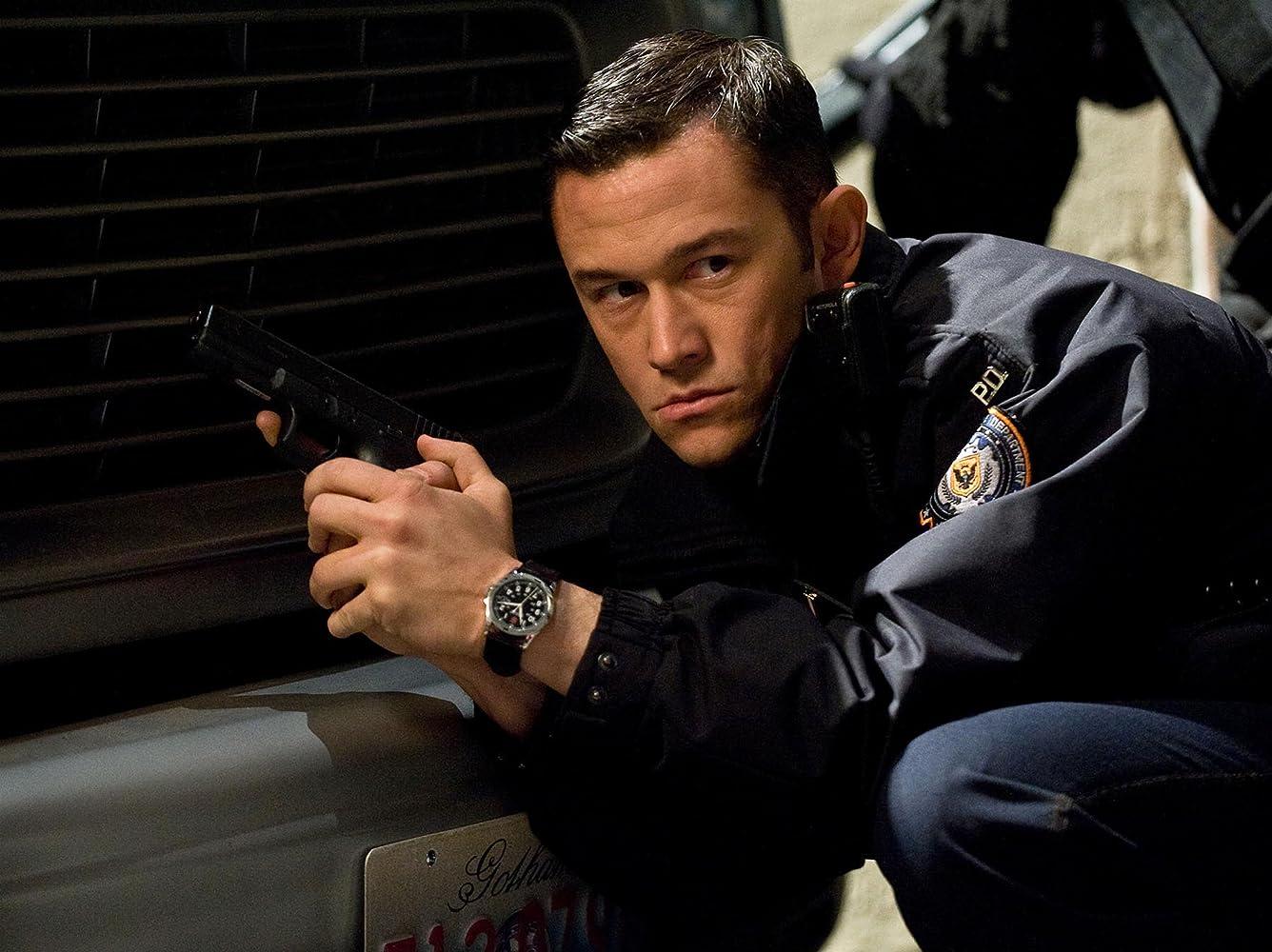 Joseph Gordon-Levitt in The Dark Knight Rises (2012)