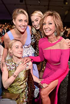 Allison Janney, Saoirse Ronan, Greta Gerwig, and Margot Robbie at an event for 33rd Film Independent Spirit Awards (2018)