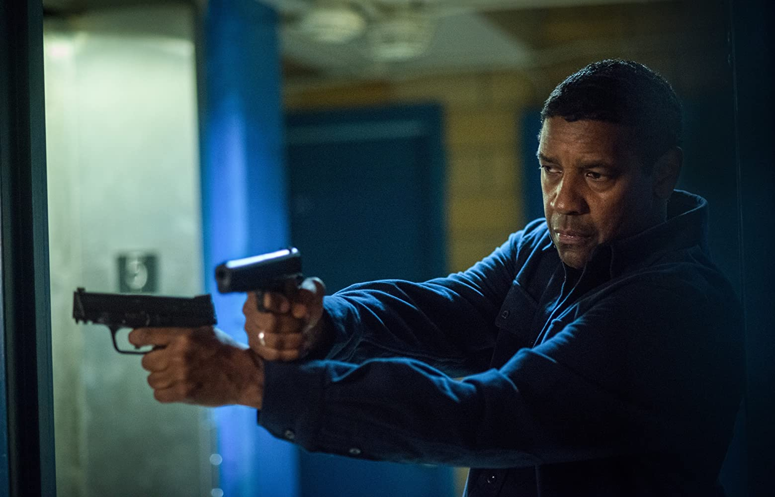 Film The Equalizer 2 (2018)