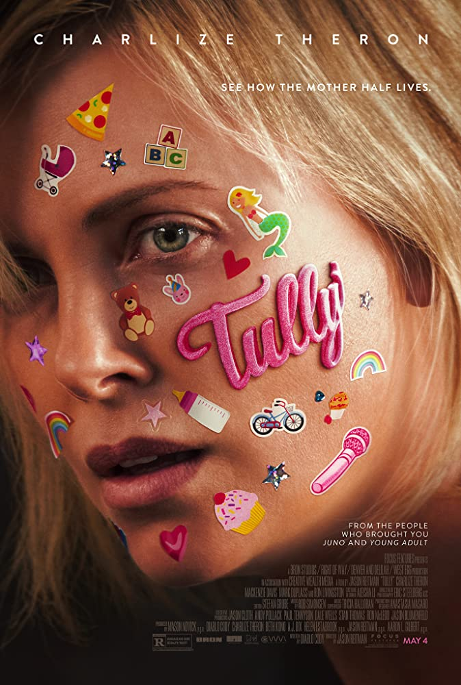 Charlize Theron in Tully (2018)