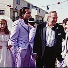 Jennifer Jason Leigh, Joe Pesci, Rodney Dangerfield, and Taylor Negron in Easy Money (1983)