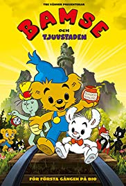 Bamse and the Thief City Poster