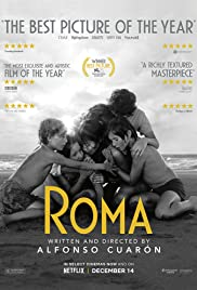 Roma (2018) Poster - Movie Forum, Cast, Reviews