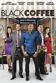 Black Coffee (2014) Poster - Movie Forum, Cast, Reviews